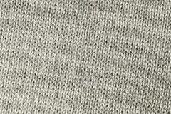 Primer de la tela de las lanas Imágenes de archivo libres de regalías