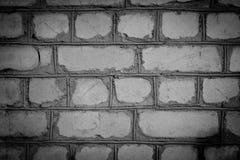 Primer de la textura del ladrillo Fotos de archivo libres de regalías