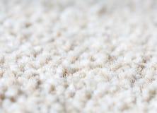 Primer de la textura de la manta de la alfombra Fotografía de archivo libre de regalías