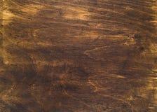 Primer de la textura obsoleta de la madera contrachapada Fotografía de archivo libre de regalías