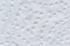 Primer de la toalla de papel Imagenes de archivo