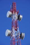 Primer de la torre de la célula Imagen de archivo