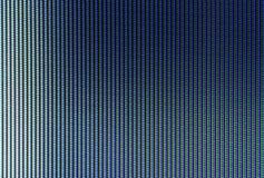 Primer de la TV Imagenes de archivo