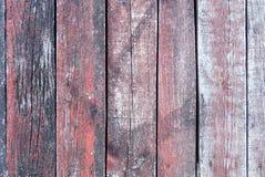 Primer de la vieja textura de madera de los tablones Foto de archivo