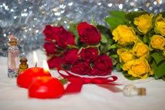 Primer de las rosas Imagen de archivo libre de regalías
