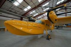 Primer de los aviones del vintage Fotos de archivo libres de regalías