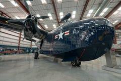 Primer de los aviones del vintage en Tucson los E.E.U.U. Imágenes de archivo libres de regalías