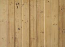 Primer de los listones de madera Fotografía de archivo libre de regalías