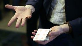 Primer de los trucos de cartas metrajes