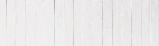 Primer de madera blanco de la textura, fondo de un surfac de madera de la tabla imagen de archivo