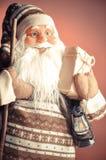 Primer de Papá Noel Fotografía de archivo libre de regalías