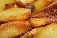 Primer de patatas cocidas, alimentos de preparación rápida imagenes de archivo