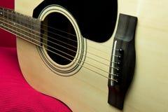 Primer de una guitarra Imagenes de archivo
