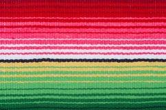 Primer de una manta del algodón foto de archivo libre de regalías