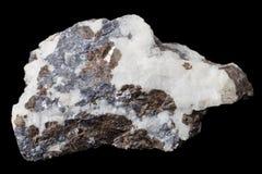 Piedra mineral Fotos de archivo
