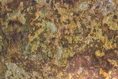Primer de una superficie de piedra Fotografía de archivo