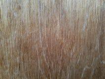 Primer del aire libre de madera del revestimiento de madera de la pared con la erosión natural imagen de archivo