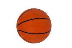 Primer del baloncesto en el fondo blanco Imagen de archivo libre de regalías
