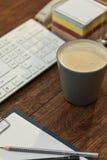 Primer del café imagen de archivo libre de regalías