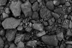 Primer del carbón negro Fotos de archivo
