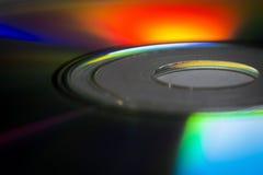 Primer del disco compacto Imagen de archivo