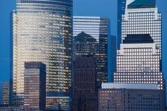 Primer del extracto de NYC Fotografía de archivo libre de regalías