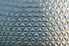 Primer del globo de Epcot Imagen de archivo libre de regalías