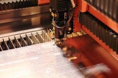 Primer del laser Imagen de archivo