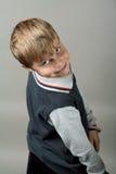 Primer del muchacho del adolescente Fotografía de archivo libre de regalías