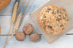 Primer del pan tradicional Imagen de archivo