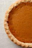 Primer del pastel de calabaza Fotografía de archivo