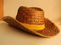 Primer del sombrero Foto de archivo libre de regalías