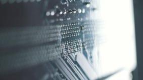 Primer del tablero del ordenador Microchip del dispositivo de alta tecnología digital metrajes