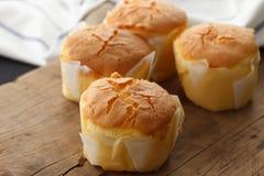 Primer delicioso de la vida del pastel de queso de la miel del postre dulce suave de los pasteles aún Imagen de archivo