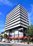 Primer edificio federal de la asociación S&L fotos de archivo