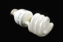 Primer fluorescente del bulbo Fotos de archivo libres de regalías