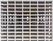 Primer inacabado del edificio foto de archivo