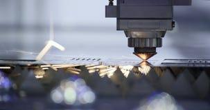 Primer mecánico del corte de la tecnología de la soldadura del laser metalwork metrajes