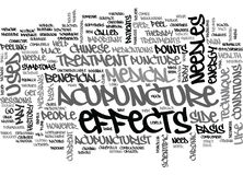 A Primer On Medical Acupuncture Word Cloud. A PRIMER ON MEDICAL ACUPUNCTURE TEXT WORD CLOUD CONCEPT Royalty Free Stock Image