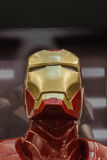 Primer, modelo del hombre del hierro Fotografía de archivo libre de regalías