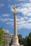 Primer monumento de la división, Washington DC, los E.E.U.U. foto de archivo libre de regalías