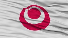 Primer Okinawa Japan Prefecture Flag Fotografía de archivo libre de regalías