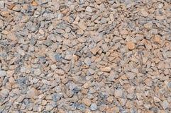 Primer a pequeño Gray Stone Background Texture Fotografía de archivo libre de regalías