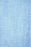 Primer rayado del algodón fotos de archivo