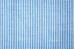 Primer rayado del algodón Fotografía de archivo libre de regalías