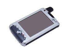 Primer teléfono elegante de IPAQ fotos de archivo