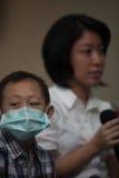 Primer trasplante de riñón del éxito para el niño en Indonesia, Jak Imagen de archivo