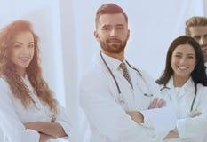 primer Un grupo de doctores Fotos de archivo libres de regalías