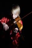 Primer violín Fotografía de archivo libre de regalías