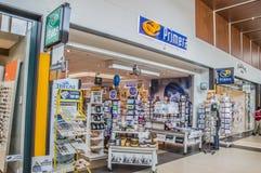 Primera在Diemen的烟草商店荷兰 免版税库存图片